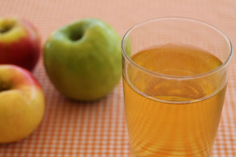 Why Apple Juice Isn't the Best Drink for Dehydration