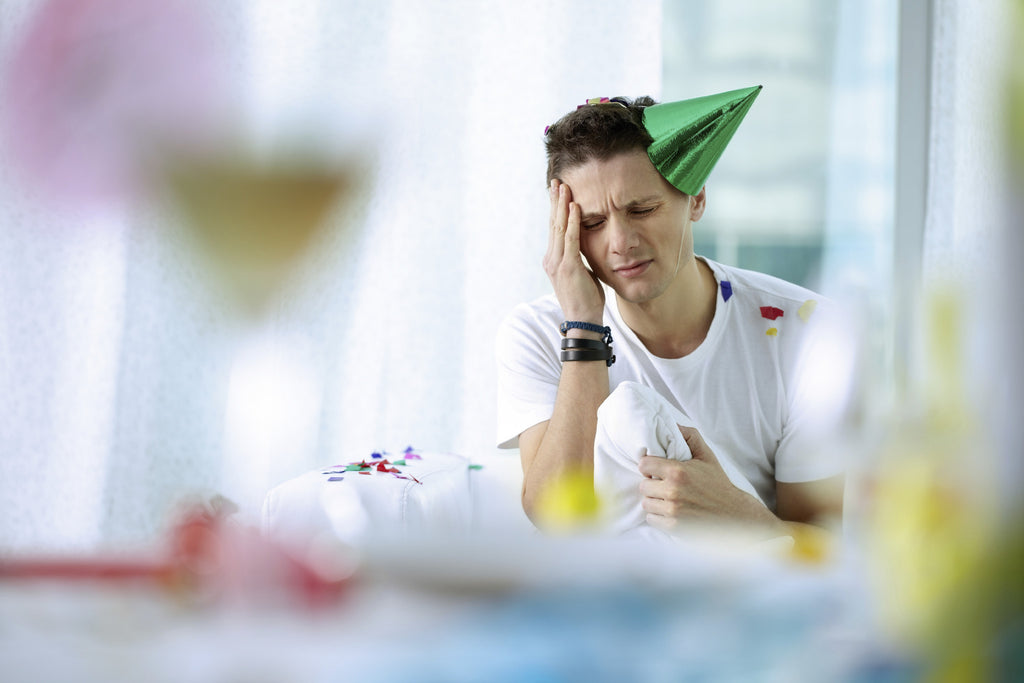 Is Dehydration Causing Your Hangover? – DripDropORS