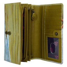 Load image into Gallery viewer, Accordion Flap Wallet - 1112
