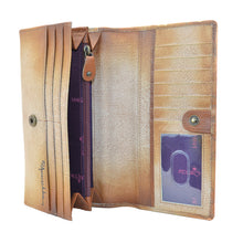 Load image into Gallery viewer, RFID Blocking Two fold French Wallet - 1139