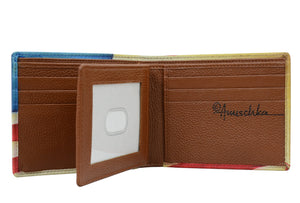 Two Fold Men's Wallet - 3000
