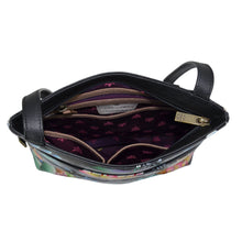 Load image into Gallery viewer, Medium Crossbody With Double Zip Pockets - 447