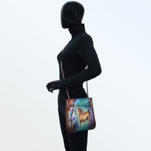 Load image into Gallery viewer, Slim Crossbody With Front Zip - 452