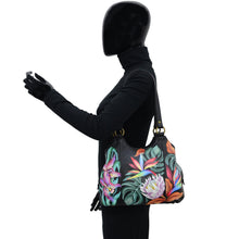 Load image into Gallery viewer, Triple Compartment Satchel - 469