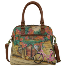 Load image into Gallery viewer, Zip Around Convertible Satchel - 606