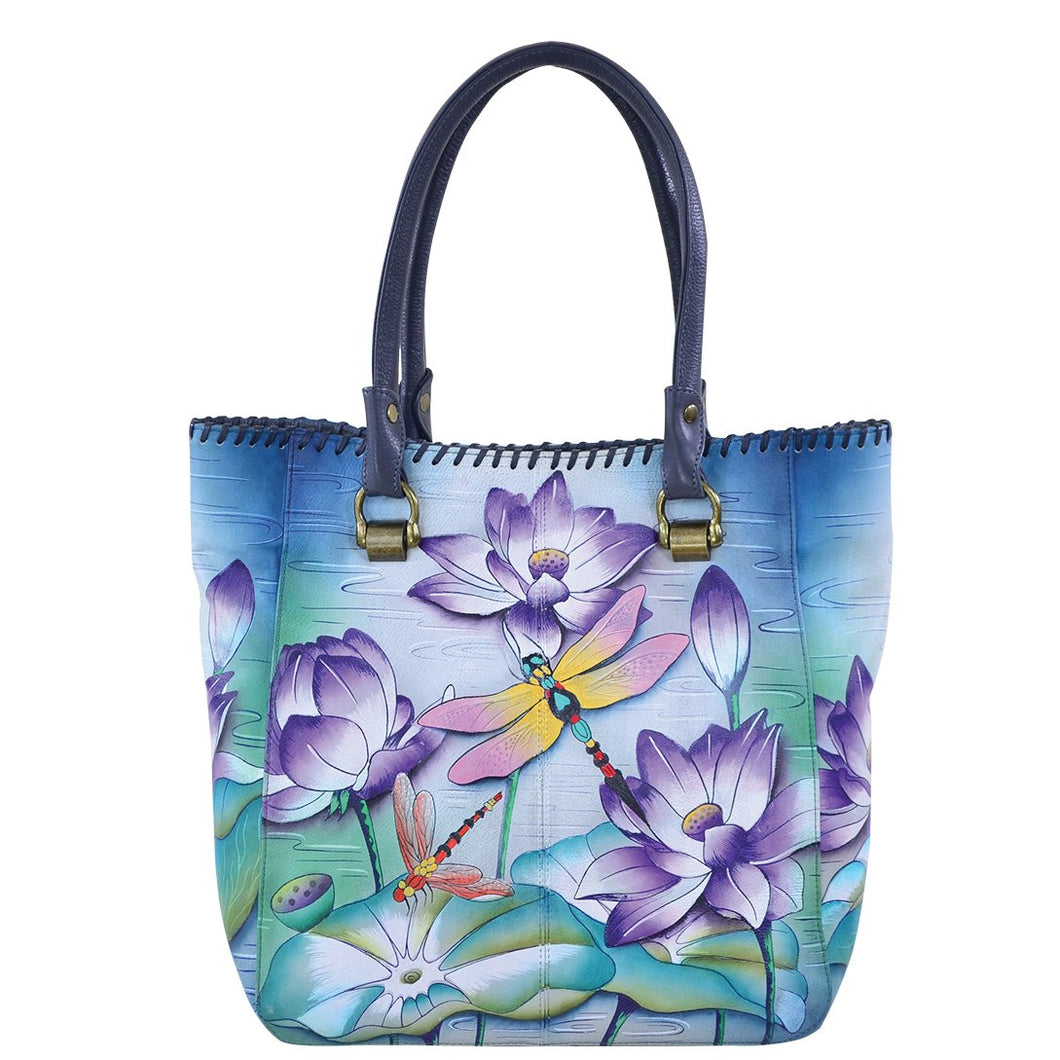Tall Tote With Double Handle - 609