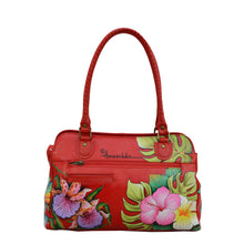 Load image into Gallery viewer, Large Multi Compartment Shoulder Bag - 646