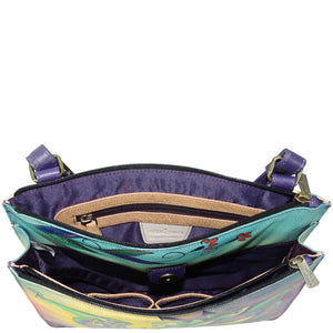 Multi Compartment Crossbody - 7168