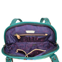 Load image into Gallery viewer, Zip Round Satchel - 7205