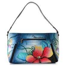 Load image into Gallery viewer, Wide Crossbody Satchel - 7306
