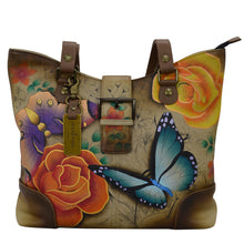 Load image into Gallery viewer, Large Buckle Up Tote - 7313