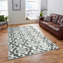 Load image into Gallery viewer, Trendy 7926 Grey Area Rug