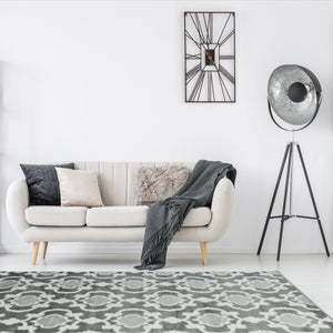 Trendy 7926 Grey Area Rug