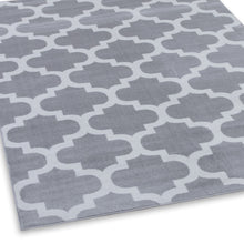 Load image into Gallery viewer, Trendy 5309 Silver & Ivory Area Rug