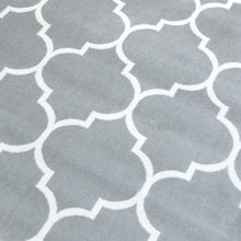 Load image into Gallery viewer, Trendy 5307 Silver & Ivory Area Rug