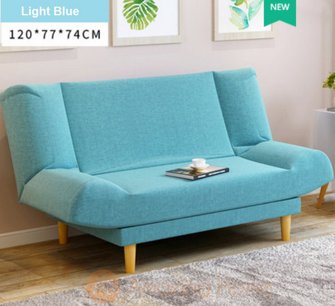 Aquamarine 2 Seater Sofa Bed Convertible Chair