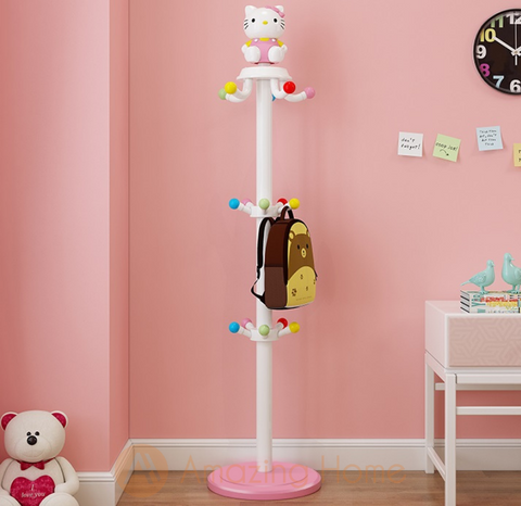 Snow Kids Clothes Hanger Rack Tree Stand for Girl