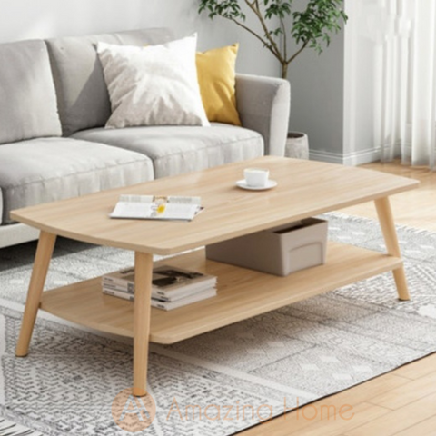 Mocca Two Layer Coffee Table