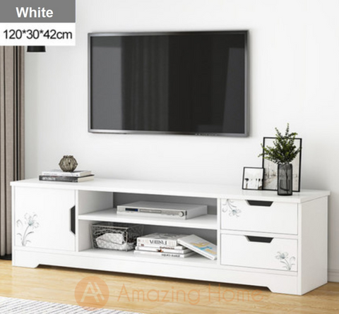 Winter TV Cabinet Console Table