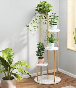 Sonje Plant Stand Gold