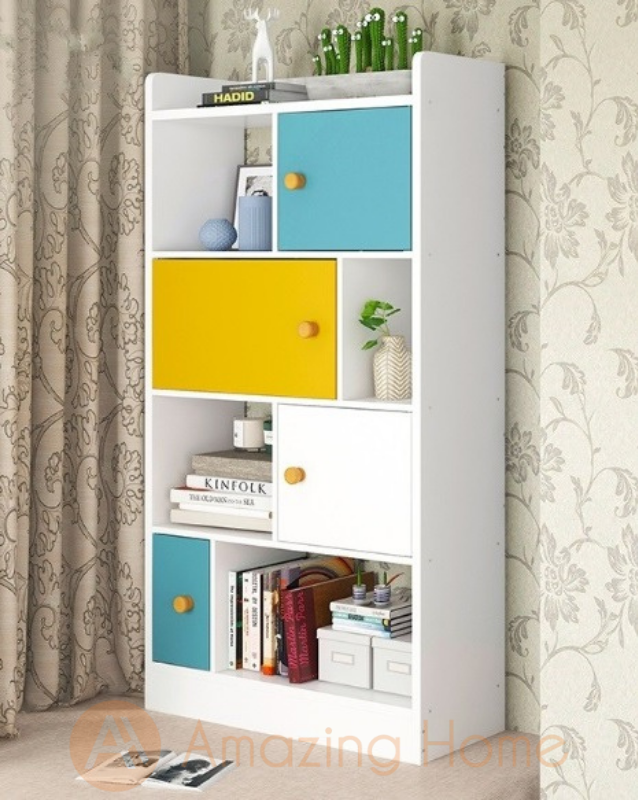 Taree 4 Door Multifunctional Storage Cabinet