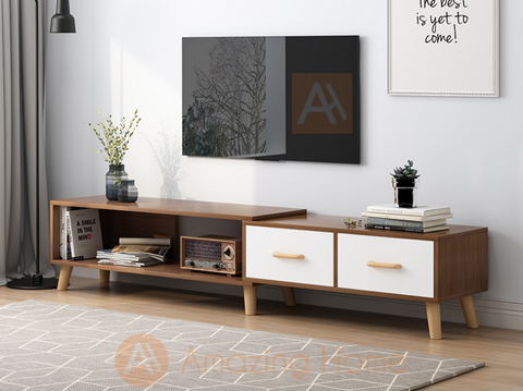 Autumn TV Cabinet Adjustable Length Console Table