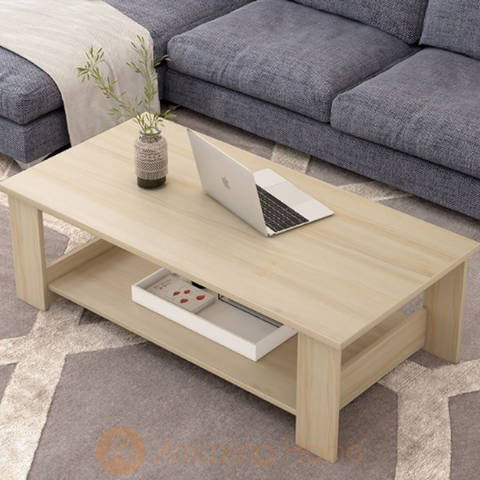 Nova Natural Two Layer Coffee Table