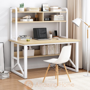Aymer Study Table Office Desk Large Workstation