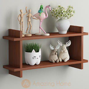 Vivo Floating Wall Shelf Maple