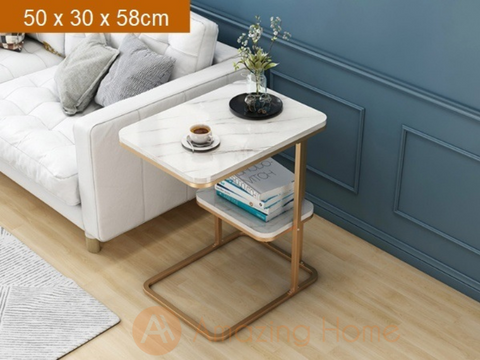 Walker Metal Frame Coffee Table