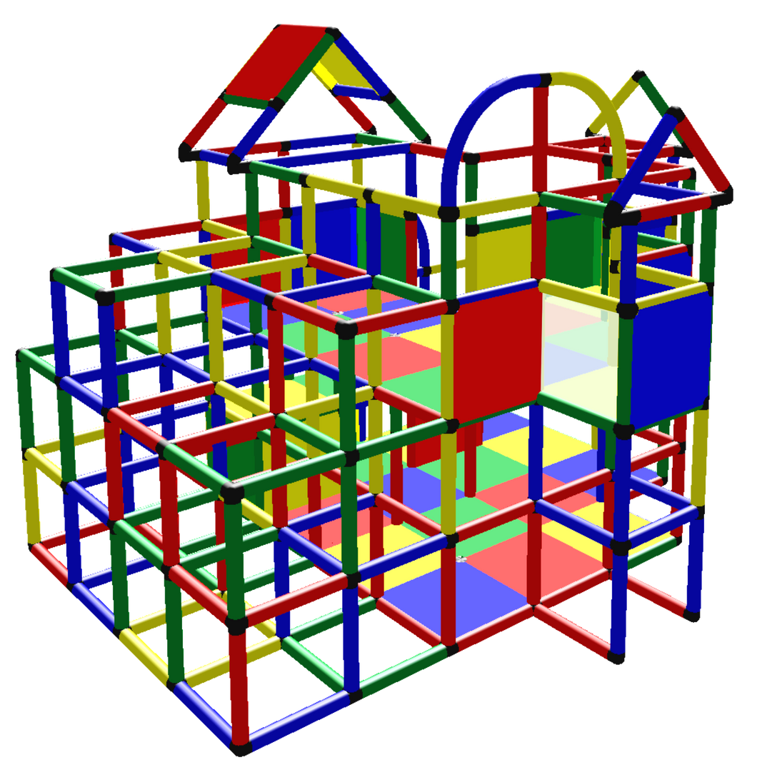 Montana Residential Playset