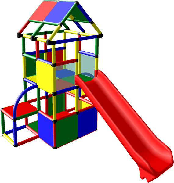 Virginia Residential Playset