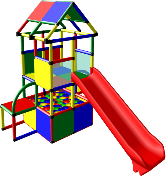 Maine Residential Playset