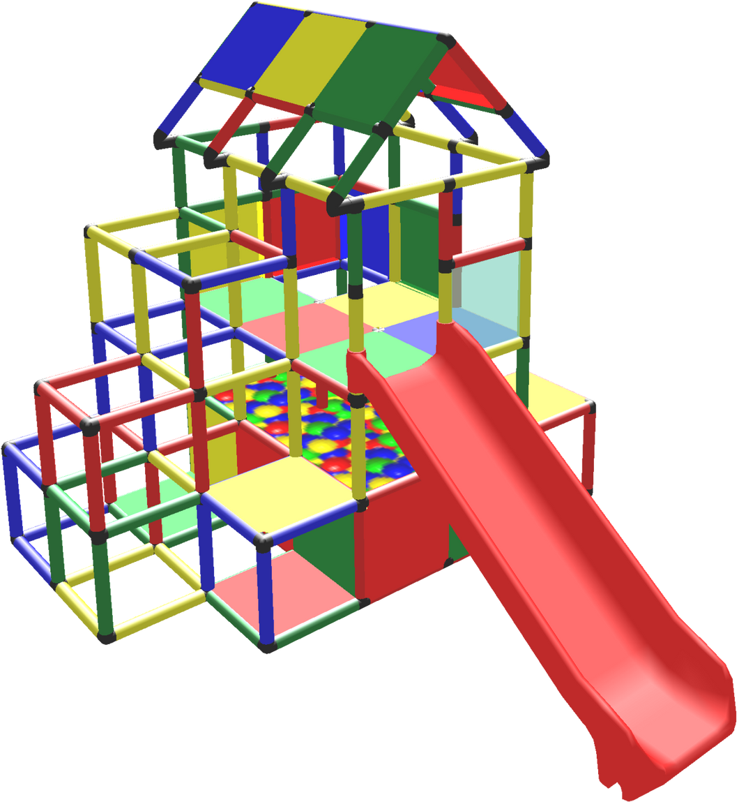 Kansas Residential Playset