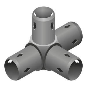 4-Way Connector