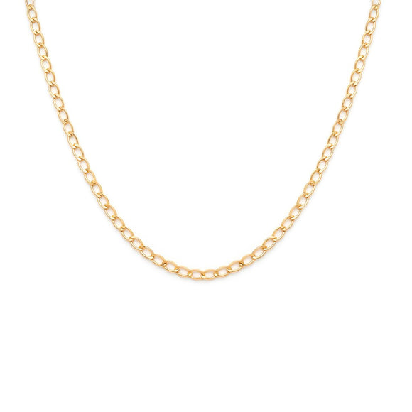 Alba necklace-14k goldfill