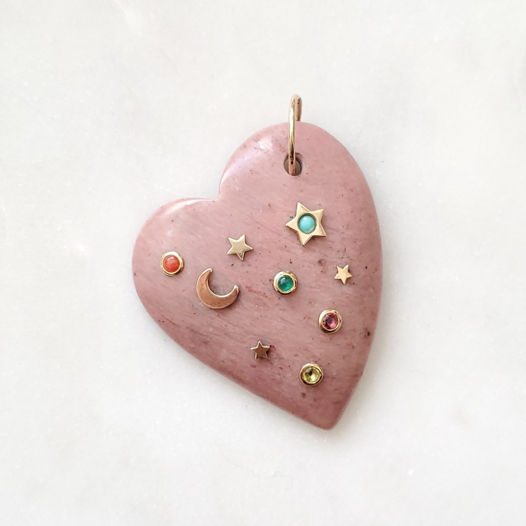 ☆ONE OF A KIND☆ Pink Jasper♡