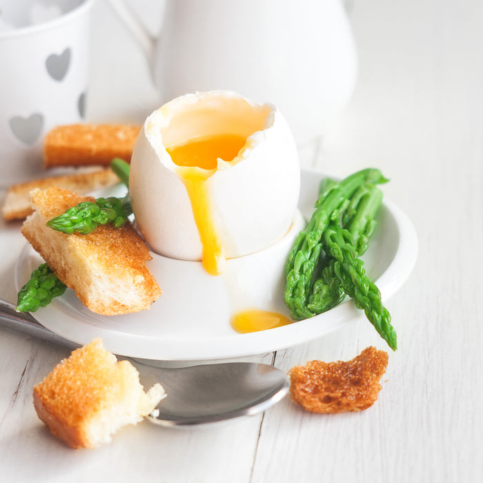 Eggs with Dippy Soldiers