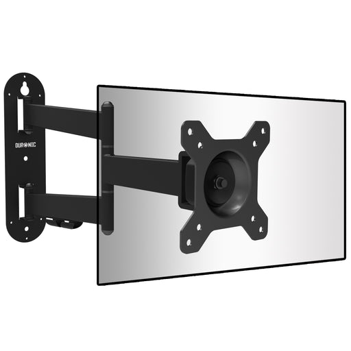 "Duronic TVB1125 TV Bracket Wall Mount Universal Tilt Swivel 13"" 15"" 17"" 19"" 20"" 22"" 24"" 30"" (VESA 75,100) LCD Monitor TV Arm Bracket Wall Mount"