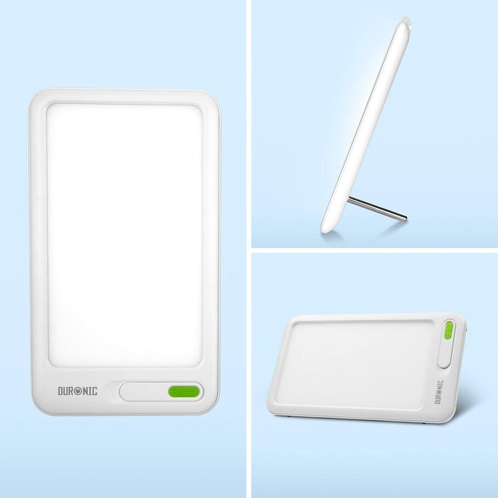 Duronic Tablet SADT2 - SAD Light Therapy Box for Seasonal Affective Disorder - 10000 Lux Lamp
