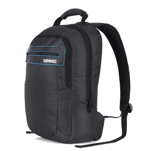 "Duronic LB15 Laptop MacBook Backpack | Business Rucksack | Travel Bag | University | College |School | 13.3"" - 15.6"" Internal Laptop Sleeve 