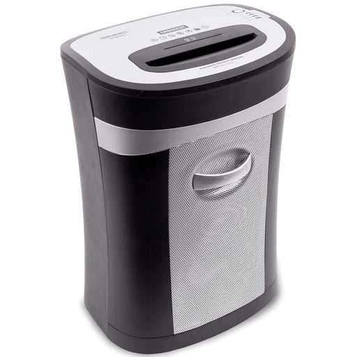 Duronic Paper Shredder PS591 | 16-20x A4 Sheets at a Time | Destroys 1 Credit Card/CD/DVD | Cross Cut | Electric | 33L Bin | GDPR: Protects Against Data Theft | Thermal Overload Protection…