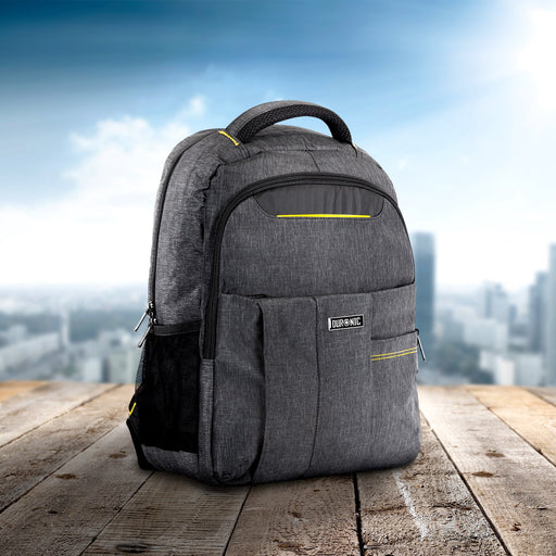 "Duronic LB13 Laptop MacBook Backpack | Business Rucksack | Travel Bag | University | College |School | 13.3"" - 15.6"" Internal Laptop Sleeve 