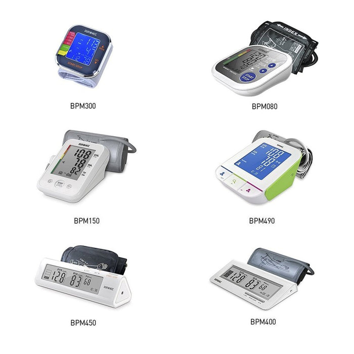 Duronic BPM400 Intelligent Medically Certified Fully Automatic Upper Arm Blood Pressure Monitor