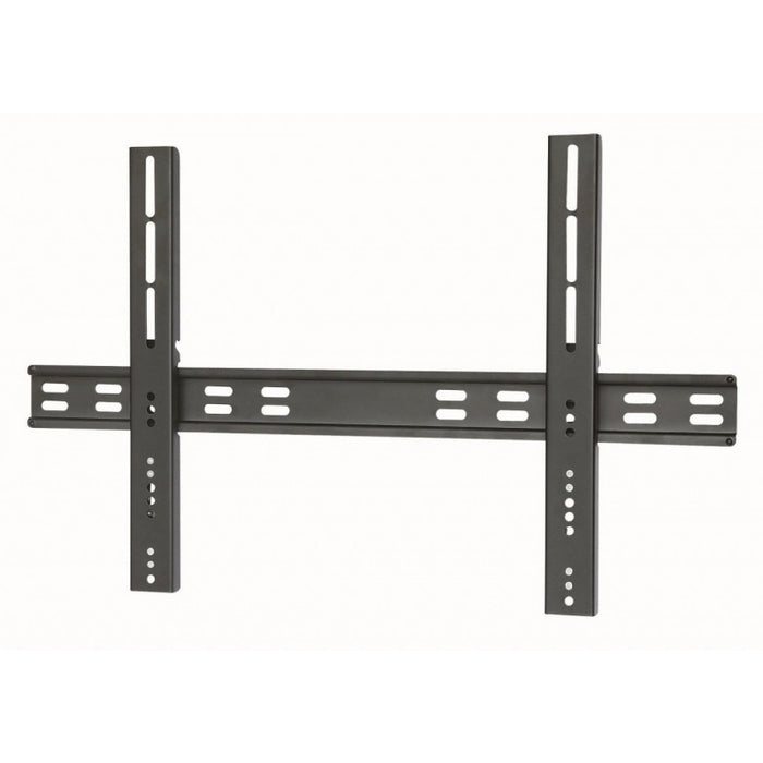 "Duronic TVB201L Ultra Slimline Ultra Strong Adjustable Black LED LCD TV Tilt Tilting Wall Mount Bracket 40""-65"" - MAX VESA 600 X 400 (distance between the holes on the back of your TV)"