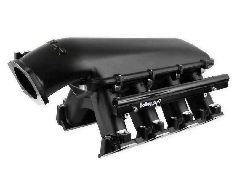 Holley GM LS7 Modular Hi-Ram Intake Manifold, Black