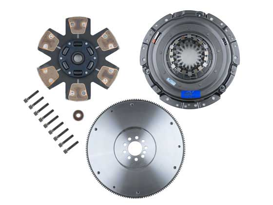 "Weddle 11"" Single Plate Clutch Package"