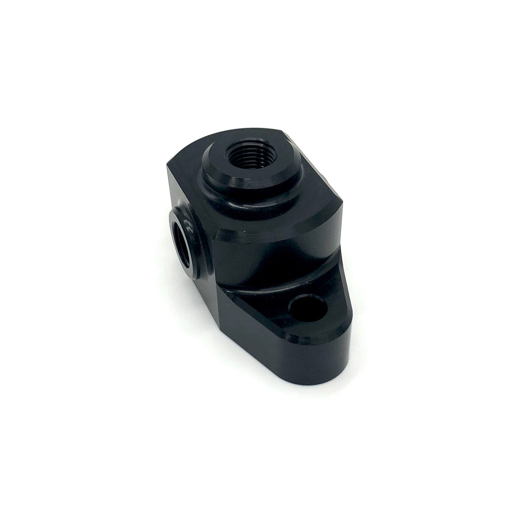 LS 3 Port Billet Oil Sender Adapter