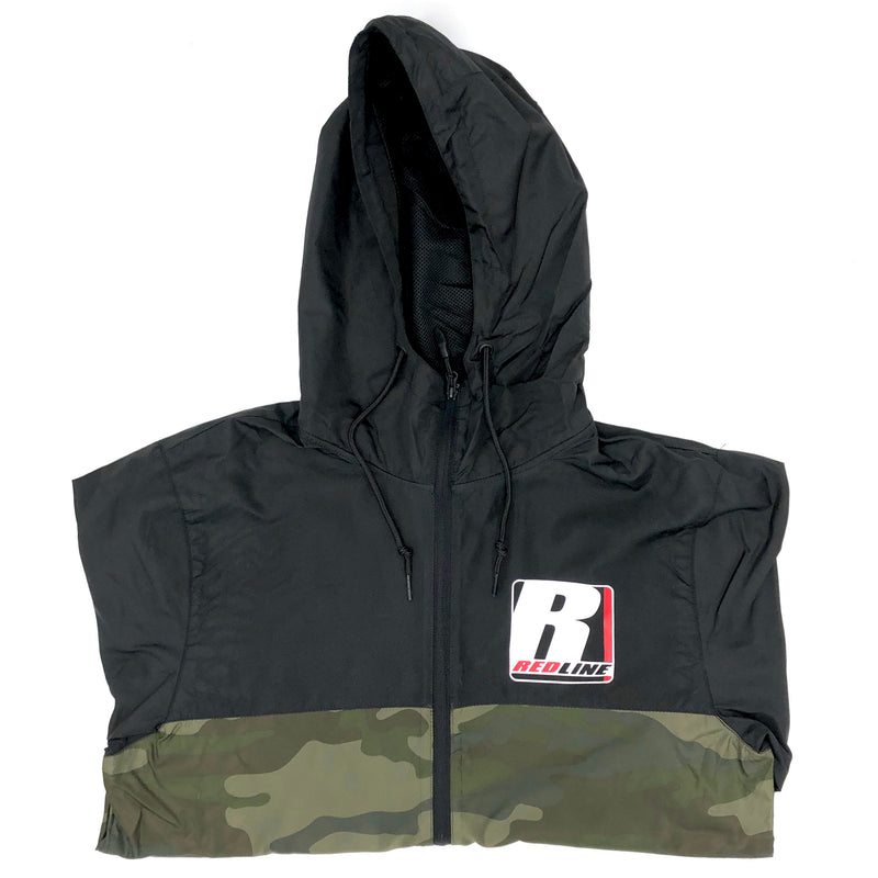 Redline Lightweight Camo Windbreaker