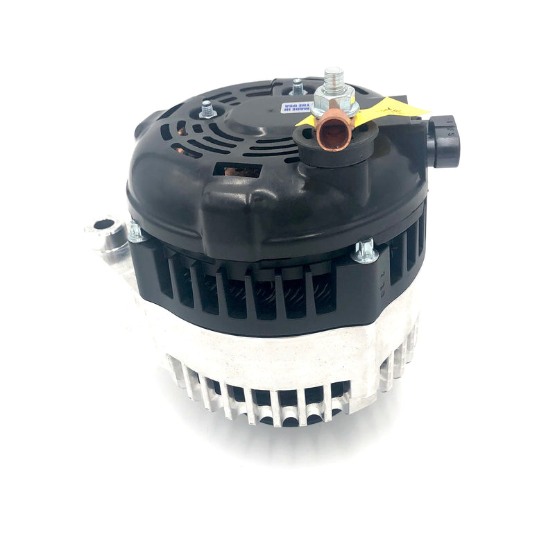 Billet LS 170 Amp Alternator